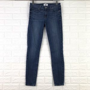 Paige Verdugo Ulta Skinny Jeans 27